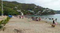 Strand von Taganga