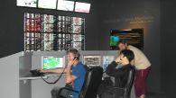 Felix in der Funkzentrale