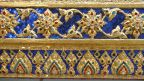 Mosaik und Gold