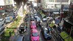 Der berühmte Bangkoker Stau