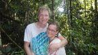 Felix und Stephanie im Dschungel