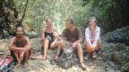 Pause mit Kai, Andi und Doro