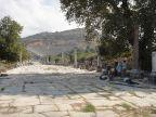 Straße zum Amphitheater