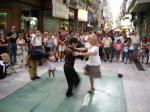 Tango auf der Straße