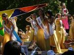 Weinfestival in Mendoza/Argentinien