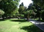 Plaza Italia in San Martin