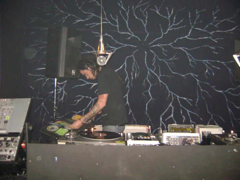 """DJ im Club """"La Feria"""""""