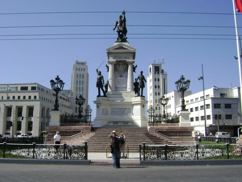 Tag in Valparaiso und ab nach La Serena
