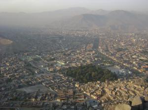 Lima von oben
