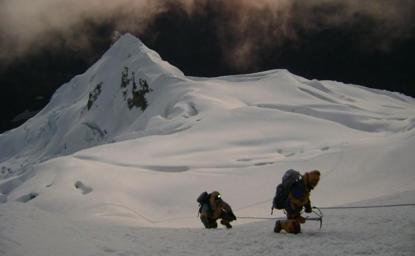Huayna Potosi Tag 3 – Grenzerfahrung auf 6088 Höhenmetern