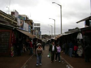Straße nach Brasilien