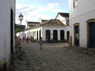 Altstadt von Paraty