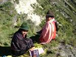 Quichua-Mädchen