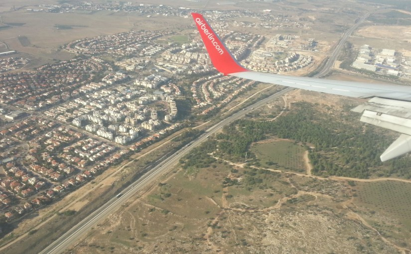 Pilgerfahrt nach Israel