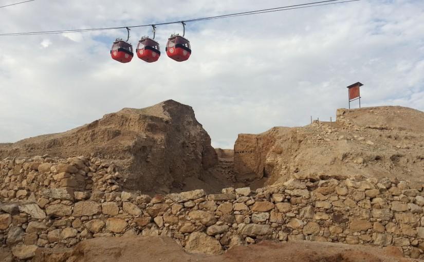 Jericho – die älteste Stadt der Welt