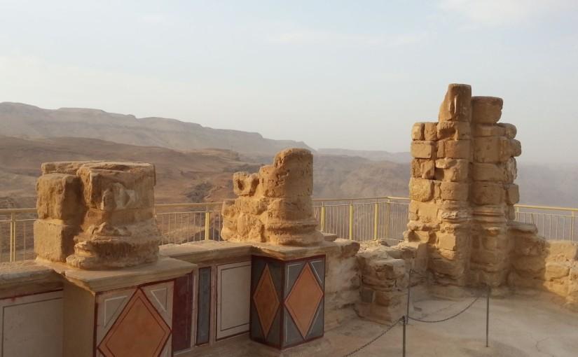 Oasen-Wanderung und Masada-Festung
