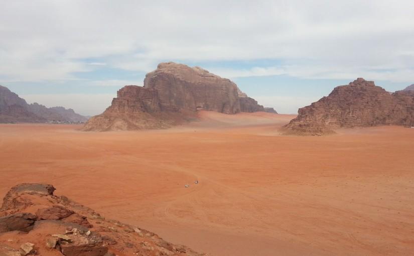 Wadi Rum – die schönste Wüste der Welt…
