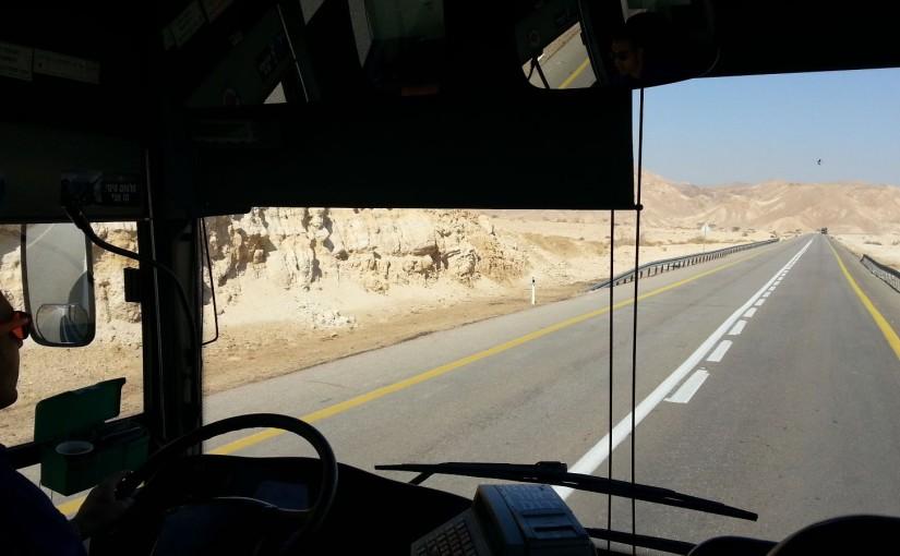 Vorbei an Gaza nach Tel Aviv