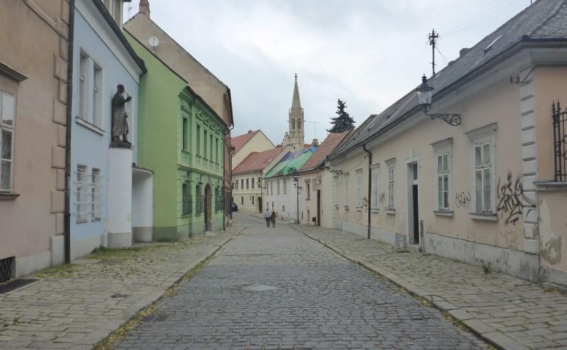 Johannes in Bratislava getroffen