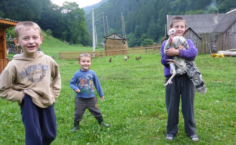 Bauernleben in Kvasi