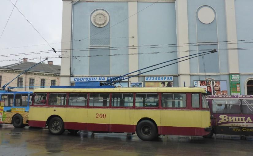 Flucht und Karaoke in Chernvitsi