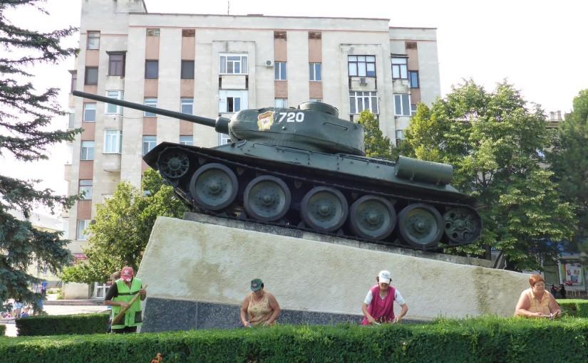 Tschüss Ukraine, hallo Moldawien!