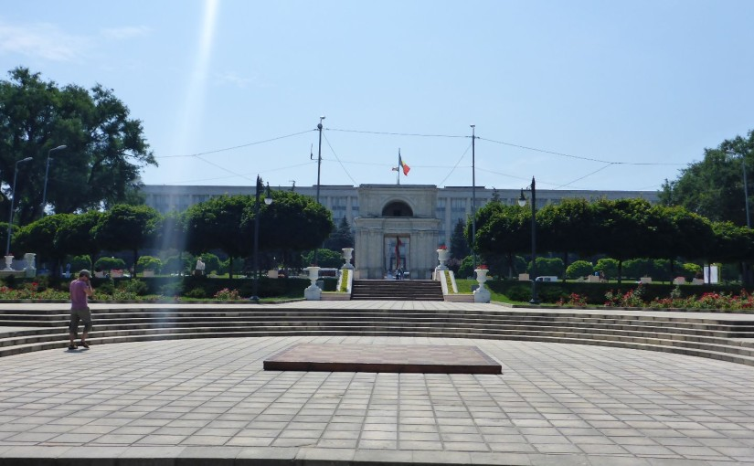 Chisinau, die unentdeckte Hauptstadt