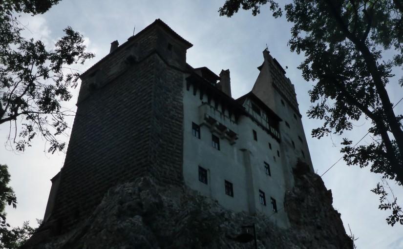 Graf Dracula und Deutschland in Rumänien