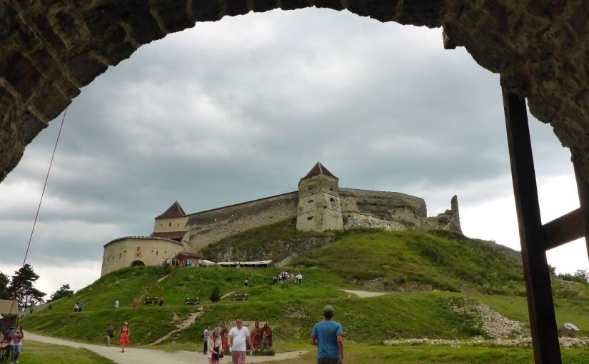 Noch ein Schloss und ab in die Berge