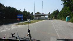Grenzüberquerung nach Bulgarien