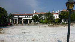 Das verlassene Hotel Philoxenia