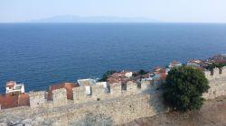 Stadtmauer von Kavala
