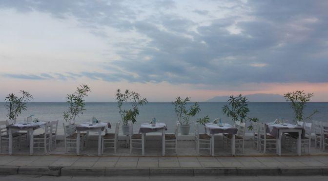 Taverne am Meer