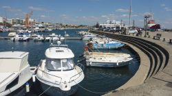 Hafen von Alexandroupolis