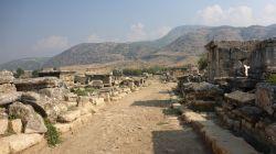 Antike Stadt Hierapolis