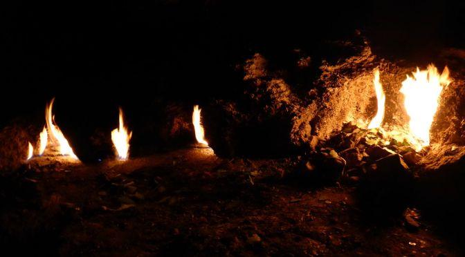 Ewige Flammen der Chimaera