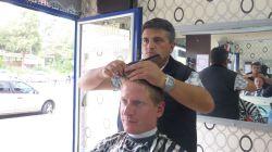 Türkischer Haarschnitt