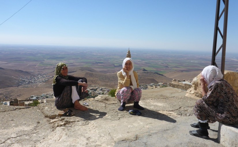 Mardin – Bergstädtchen mit Blick auf Syrien