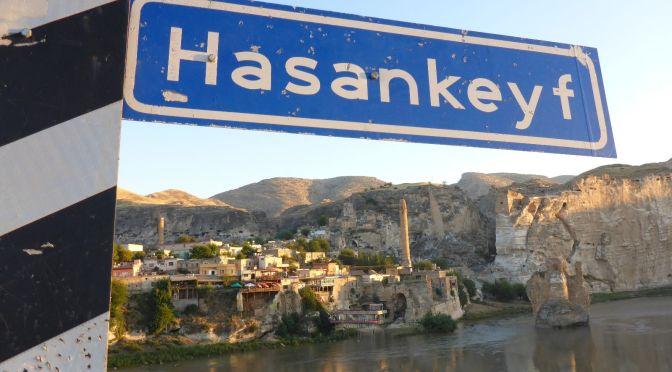 Das dem Untergang geweihte Hasankeyf