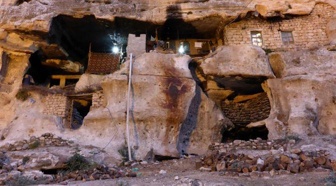 Höhlen-Wohnung bei Hasankeyf