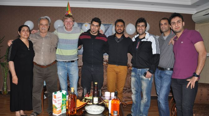 Alkohol im Iran