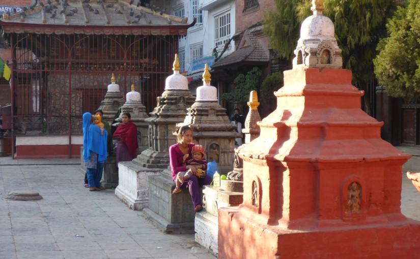 Kathmandu-Ankunft – Direkt in Nepal verliebt