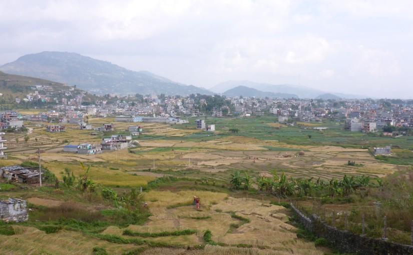 Pokhara – Vorbereitung auf 300 km Fußweg