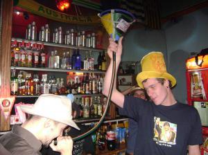 Party in Cuzco