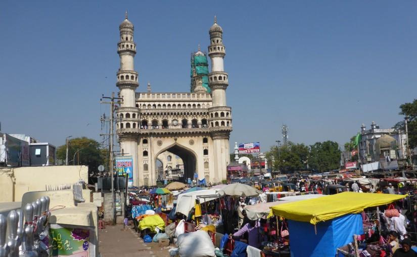 Hyderabad – Unterwegs als Sehenswürdigkeit