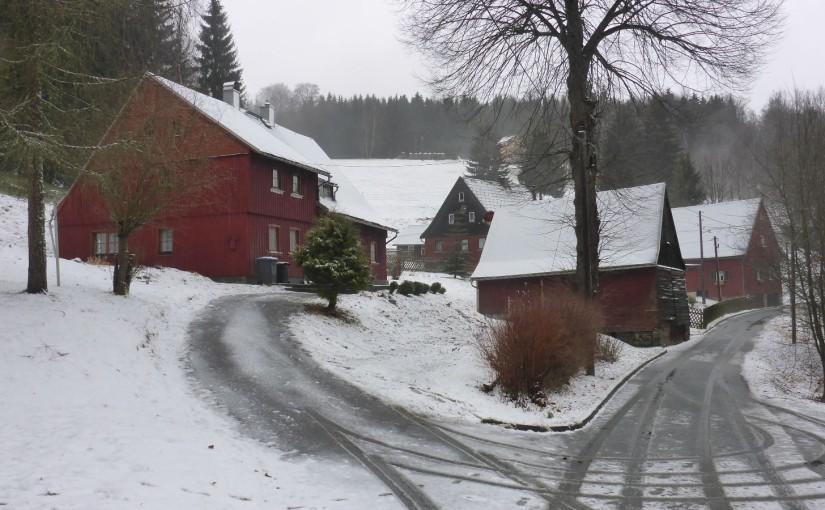 Klingenthal – Wintereinbruch im Bauernhaus