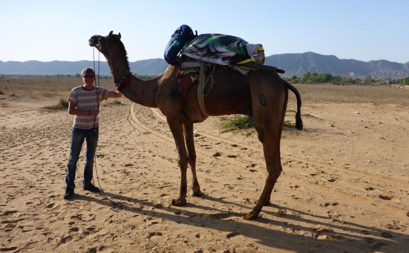 Pushkar – Kamele und Wüstenübernachtung