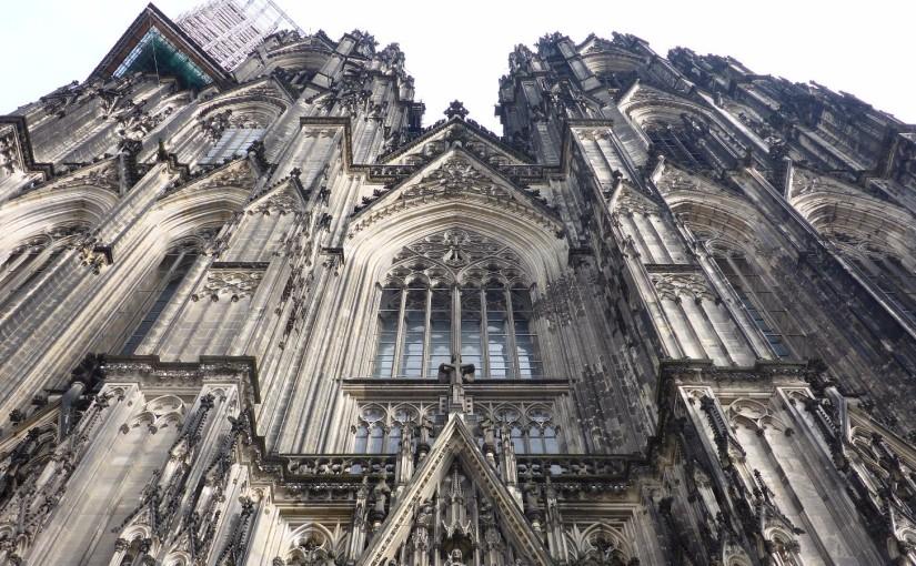 Köln – Kölner Dom ohne Turm