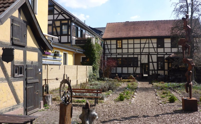 Steinbach-Hallenberg – Burg und Fachwerk