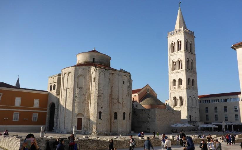 Zadar – Das Meer spielt Orgel